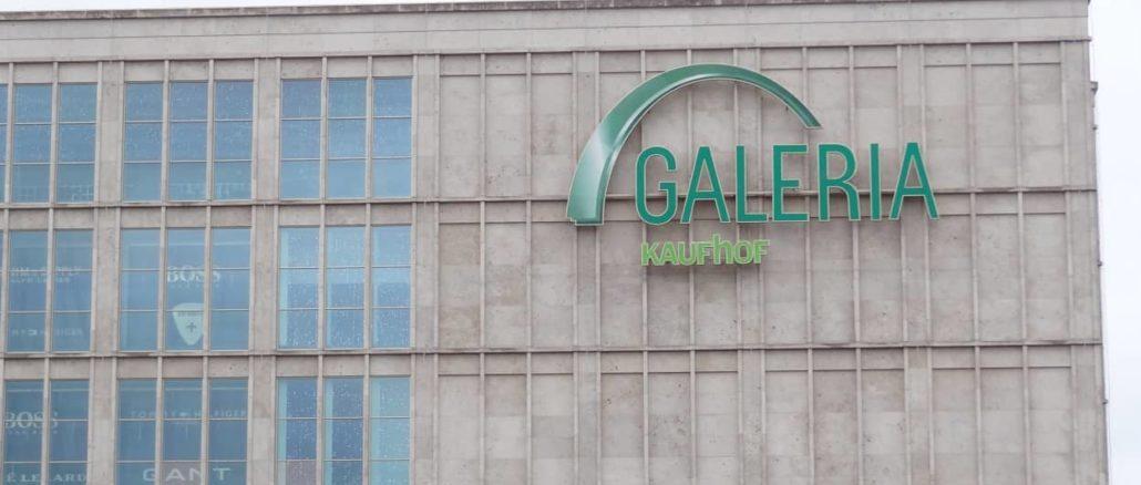 Eine Filiale von Galeria Karstadt Kaufhof