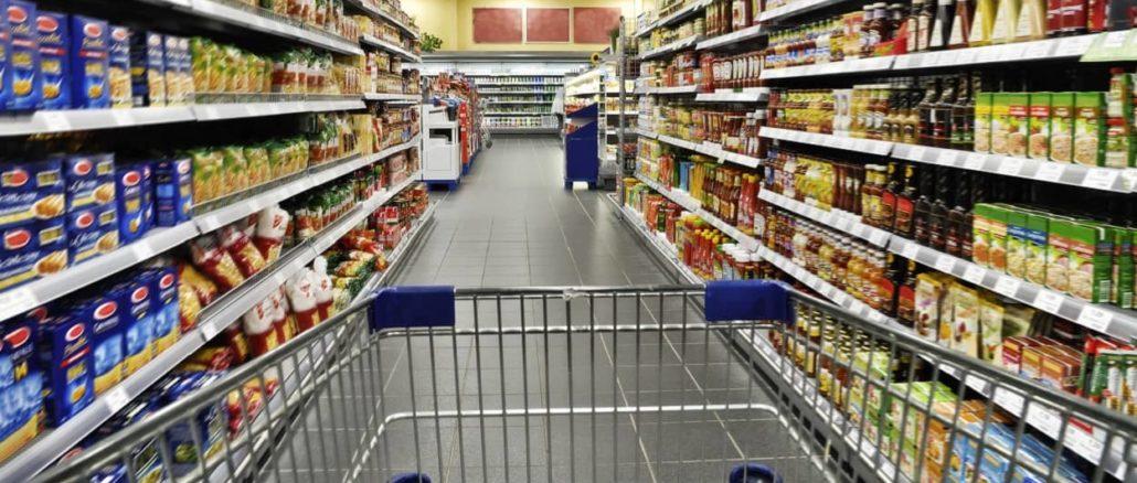 Preissteigerungen im Supermarkt erwartet